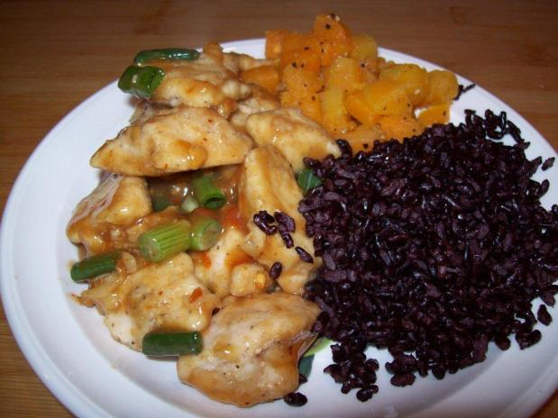 Orange Flavored Chicken but Healthier