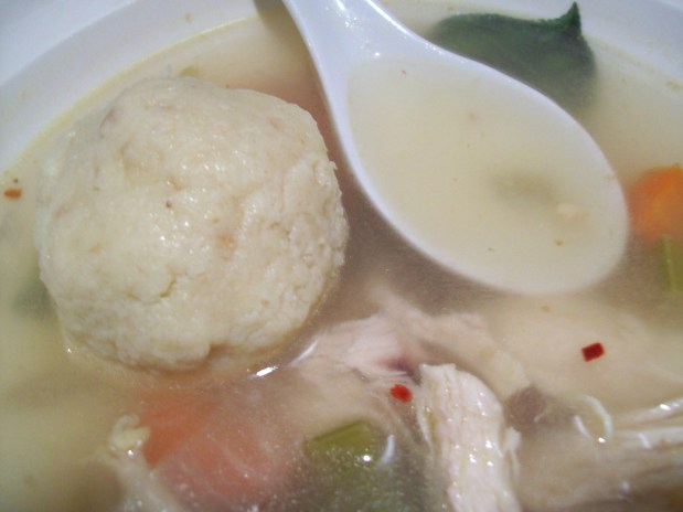 Matzah (Matzo) Ball Soup