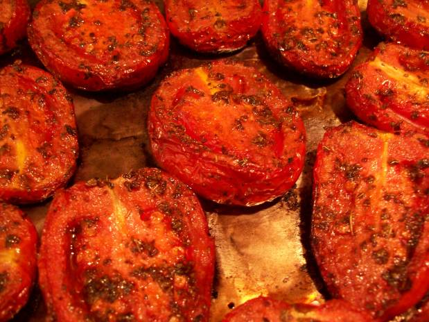 Fire Roasted Smoked tomatoes – Soup, Salsa, Pizza