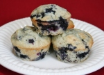 Jordan Marsh Blueberry Muffins and Pepper Biscuits