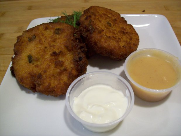 Crispy Traditional Potato Pancakes