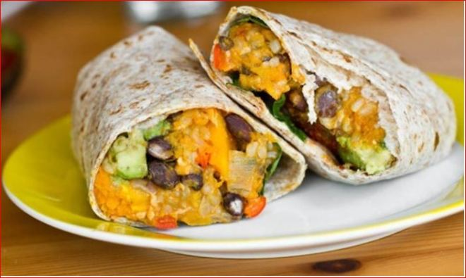 blackbean and butternutaquash buritto13