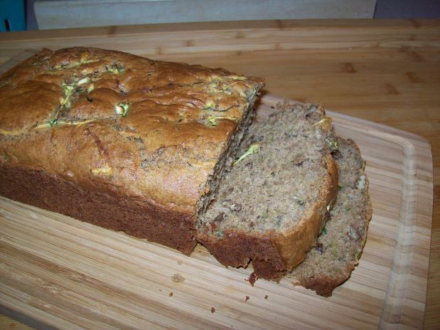 Lyn's Gluten Free Zucchini Bread