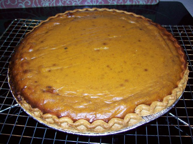 GLutenfree dairy freee pUmkin coconut pie