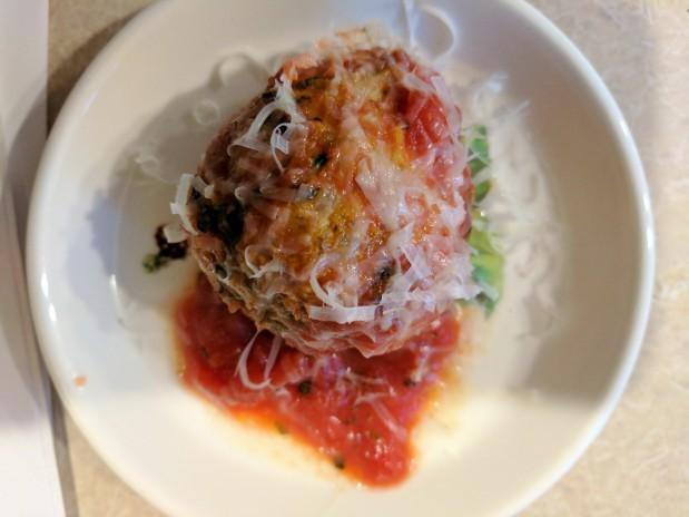 Gluten-Free Italian Baked TurkeyMeatballs