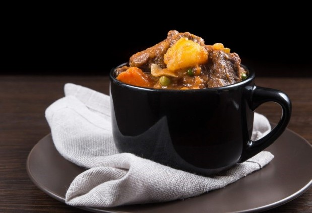 Thicker Instant Pot Beef Stew