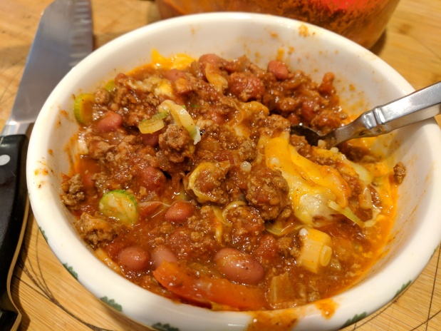 Thicker Instant Pot Chili