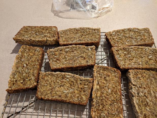 Beckon's Gluten-Free Bread